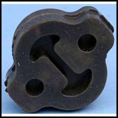 Omix-ADA Exhaust Insulator For Universal Application (Rubber For Pin Style Hanger) 17620.05