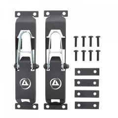 SmittyBilt Atlas Door Step For 2007-20+ Jeep Wrangler JK/JL/JT 2 Door & Unlimited 4 Door Models 7630