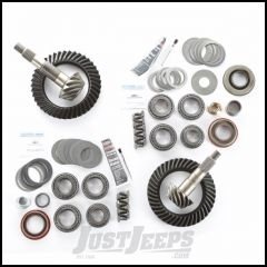 Alloy USA 3.73 Ratio Ring & Pinion Set With Master Install Kit For Dana 30 Front & Dana 35 Rear For 1997-06 Jeep Wrangler TJ & TJ Unlimited Models 360022