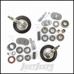 Alloy USA 4.10 Ratio Ring & Pinion Set With Master Install Kit For Dana 30 Front & Dana 35 Rear For 1997-06 Jeep Wrangler TJ & TJ Unlimited Models 360023