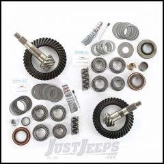 Alloy USA 4.56 Ratio Ring & Pinion Set With Master Install Kit For Dana 30 Front & Dana 35 Rear For 1997-06 Jeep Wrangler TJ & TJ Unlimited Models 360024