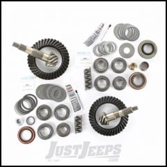 Alloy USA 4.88 Ratio Ring & Pinion Set With Master Install Kit For Dana 30 Front & Dana 35 Rear For 1997-06 Jeep Wrangler TJ & TJ Unlimited Models 360025