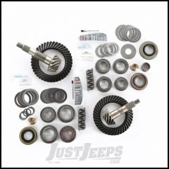 Alloy USA 3.73 Ratio Ring & Pinion Set With Master Install Kit For Dana 30 Front & Dana 44 Rear For 1997-06 Jeep Wrangler TJ & TJ Unlimited Models 360027