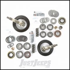 Alloy USA 4.88 Ratio Ring & Pinion Set With Master Install Kit For Dana 30 Front & Dana 44 Rear For 1997-06 Jeep Wrangler TJ & TJ Unlimited Models 360030