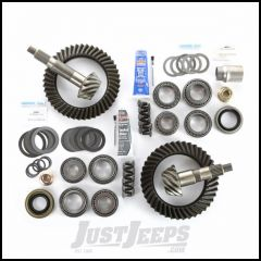 Alloy USA 4.10 Ratio Ring & Pinion Set With Master Install Kit For Dana 44 Front & Dana 44 Rear For 1997-06 Jeep Wrangler TJ & TJ Unlimited Rubicon Models 360031