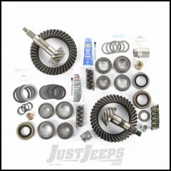 Alloy USA 3.73 Ratio Ring & Pinion Set With Master Install Kit For Dana 44 Front & Dana 44 Rear For 1997-06 Jeep Wrangler TJ & TJ Unlimited Rubicon Models 360032