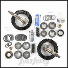 Alloy USA 4.56 Ratio Ring & Pinion Set With Master Install Kit For Dana 44 Front & Dana 44 Rear For 1997-06 Jeep Wrangler TJ & TJ Unlimited Rubicon Models 360033
