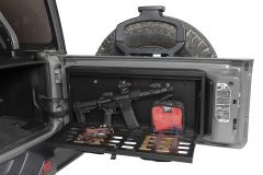Tuffy Tailgate Lockbox MOLLE Storage for 18 Jeep Wrangler JL, JLU 365-01