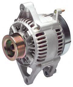 Quadratec 90 Amp Alternator for 91-00 Jeep Wrangler YJ & TJ, 91-98 Cherokee XJ & 93-94 Grand Cherokee ZJ 55100.0034