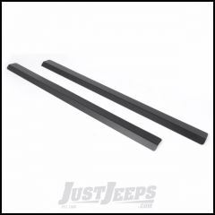 Outland Entry Guards Steel Semi-Gloss (Black) Powder Coated For 1997-06 Jeep Wrangler TJ & TJ Unlimited Models 391121601