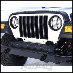 Outland (Black) Grille Inserts For 1997-06 Jeep Wrangler TJ & TJ Unlimited Models 391130603