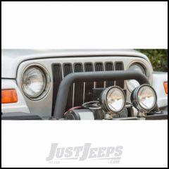 Outland Billet-Style (Black) Grille Inserts For 1997-06 Jeep Wrangler TJ & TJ Unlimited Models 391140103