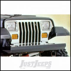 Outland (Black) Rock Crawler Front Bumper For 1976-06 Jeep Wrangler YJ & TJ Models & Jeep CJ Series 391150220