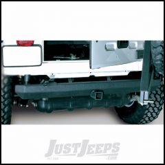 Outland (Black) Rock Crawler Rear Bumper For 1987-06 Jeep Wrangler YJ & TJ Models 391150320