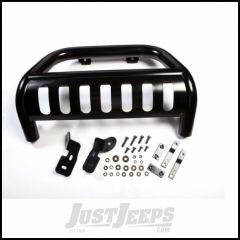 "Outland (Black) Powder Coated 3"" Bull Bar For 2010-18 Jeep Wrangler JK 2 Door & Unlimited 4 Door Models 391156402"