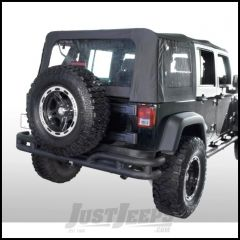 "Outland 3"" Tube Rear Bumper For 2007-18 Jeep Wrangler JK 2 Door & Unlimited 4 Door Models 391157110"