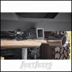 """Outland 2"""" Receiver Hitch For 2007-18 Jeep Wrangler JK 2 Door & Unlimited 4 Door Models 391158010"""