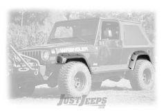 "Outland 4 Piece All Terrain 4.75"" Fender Flare Kit For 1997-06 Jeep Wrangler TJ & TJ Unlimited Models 391163020"