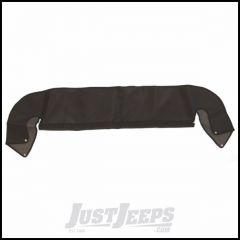 Outland Soft Top Storage Boot (Black) Denim For 1997-06 Jeep Wrangler TJ 391210415