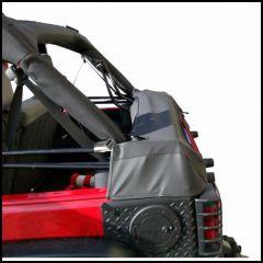 Outland Soft Top Storage Boot (Black) Diamond For 2007-18 Jeep Wrangler JK 2 Door 391210450