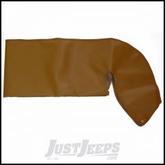 Outland Soft Top Storage Boot Spice For 1946-86 Willys & Jeep CJ Models & 1987-91 Wrangler YJ 391210537