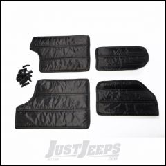 Outland Hardtop Headliner / Insulation Kit For 2011-18 Jeep Wrangler JK 2 Door Models 391210903
