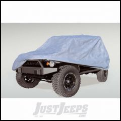 Outland HD Full Car Cover For 1976-06 Jeep Wrangler YJ & TJ Models & Jeep CJ Series - Except Scrambler or Unlimited 391332170