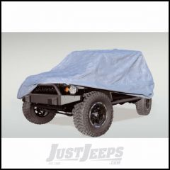 Outland Full Car Cover For 2004-18 Jeep Wrangler TJ Unlimited or JK Unlimited 4 Door Models 391332171