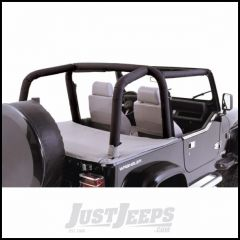 Outland (Black) Diamond Roll Bar Cover Kit For 1997-02 Jeep Wrangler TJ 391361215