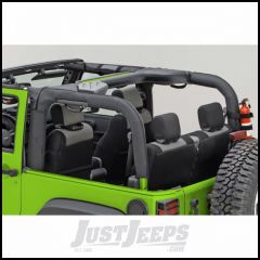 Outland (Black) Polyester Roll Bar Cover For 2007-18 Jeep Wrangler JK 2 Door 391361302