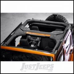 Outland (Black) Vinyl Roll Bar Cover For 2007-18 Jeep Wrangler JK Unlimited 4 Door Models 391361305