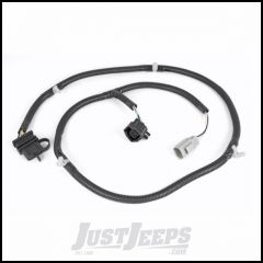Outland Trailer Hitch Kit With Wiring Harness For 2007-18 Jeep Wrangler JK 2 Door & Unlimited 4 Door Models 391727501