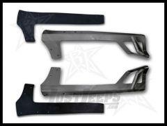 """Rigid Industries 50"""" E/SR Series Upper Windshield Mount Kit For 2007-18 Jeep Wrangler JK 2 Door & Unlimited 4 Door Models 40131"""