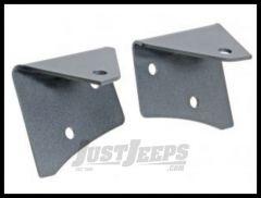 Rigid Industries D-Series A-Pillar Light Mount Kit For 2007-18 Jeep Wrangler JK 2 Door & Unlimited 4 Door Models 40139
