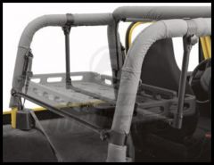 BESTOP HighRock 4X4 Lower Cargo Rack Bracket For 1992-02 Jeep Wrangler YJ & TJ 41406-01