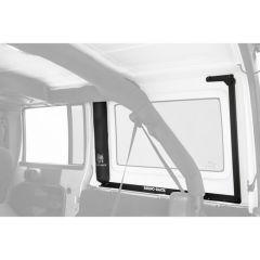 Bestop Rhino-Rack for Sunrider Backbone For 2007-18 Jeep Wrangler JK Unlimited 4 Door Models 41467-01