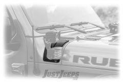 Rigid Industries Cowl Light Mount For 2018+ Jeep Wrangler JL 2 Door & Unlimited 4 Door Models 41656
