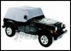 Pavement Ends Cab Cover Grey For 1992-95 Jeep Wrangler YJ 41728-09