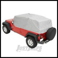 Pavement Ends All Weather Trail Cover For 2007-18 Jeep Wrangler JK Unlimited 4 Door Models 41731-09