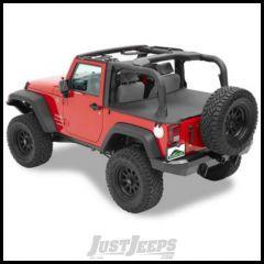Pavement Ends Duster Deck Cover For 2007-18 Jeep Wrangler JK 2 Door Models 41827-35