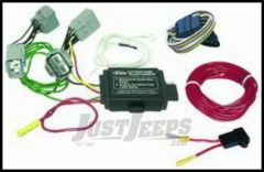 Hopkins Simple Plug-in Trailer Wiring Harness Kit For 2005-06 Jeep Grand Cherokee WK 42545