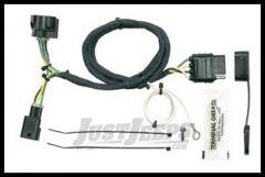 Hopkins Simple Plug-in Trailer Wiring Harness Kit For 1998-04 Jeep Wrangler TJ Models 42615