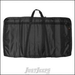 BESTOP Window Storage Portfolio Bag For 2007-18 Jeep Wrangler JK 2 Door & Unlimited 4 Door Models with Trektop Pro Soft Top 42811-01