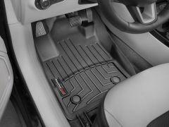 WeatherTech Front FloorLiner In Black For 2017+ Jeep Compass MP Models 4412051
