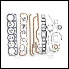 Omix-ADA Engine Overhaul Gasket & Seal Kit For 1968-80 Jeep CJ Series & Full Size With 6 CYL AMC 199/232/258 17440.04