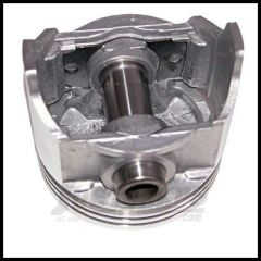 Omix-ADA Piston With Pin For 1966-78 CJ Series With  6 CYL 232 Or 258(4.2L) .030 Oversized 17427.20