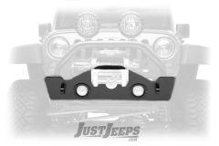BESTOP HighRock 4X4 Narrow Front Bumper With D-Ring Mounts For 2007-18+ Jeep Gladiator JT & Wrangler JK/JL 2 Door & Unlimited 4 Door Models 44933-01-