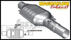Magnaflow Direct Fit Catalytic Converter For 1996-00 Jeep Cherokee XJ With 2.5L or 4.0L & Grand Cherokee (Rear) With 4.0L or 5.2L 45226