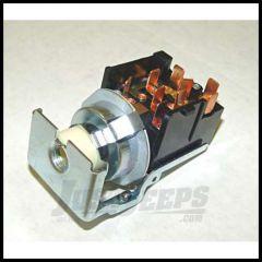 Omix-ADA Headlight Switch For 1992-96 Jeep Cherokee XJ 17234.09