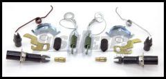 Omix-ADA Brake Hardware Kit For 1990-06 Jeep Wrangler YJ, TJ & Cherokee XJ 4636779